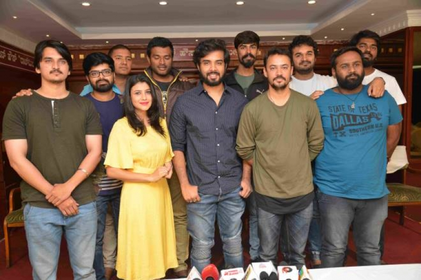 Sankashtakara Ganapathi Movie Success Meet Photos