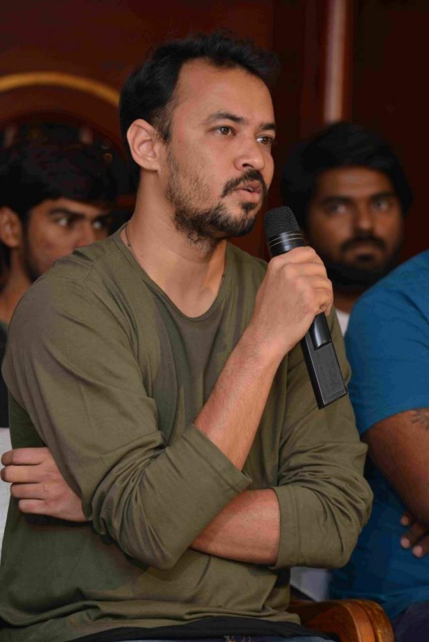 Sankashtakara Ganapathi Movie Success Meet Photos