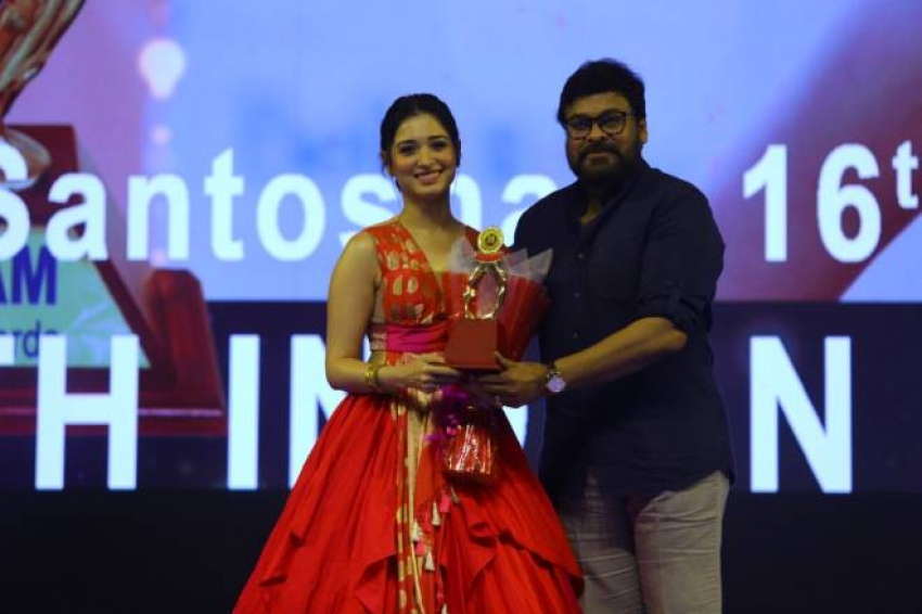 Santhosham Awards Function Photos