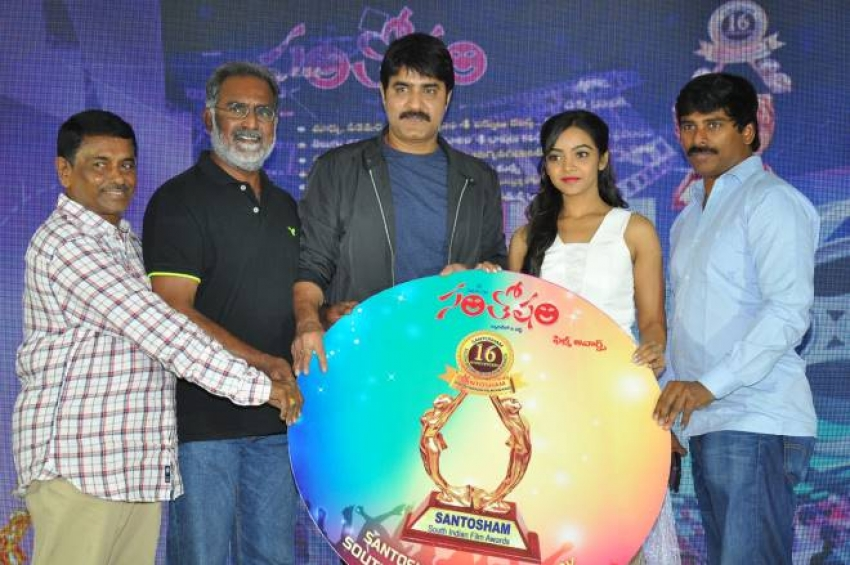 Santosham South Indian Film Awards 2018 Photos