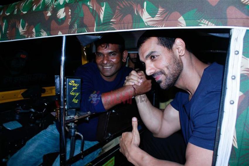 Satyameva Jayate Movie Special Screening Photos