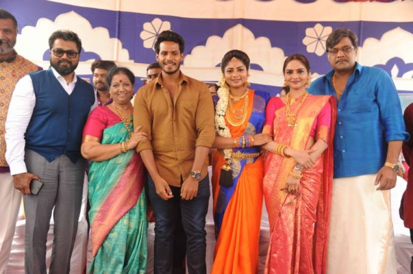 Seetharama Kalyana Movie Press Meet Photos