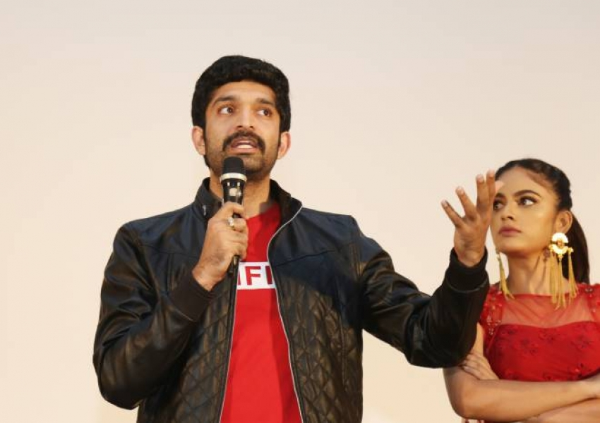 Seven Movie Single Track And Teaser Launch Photos