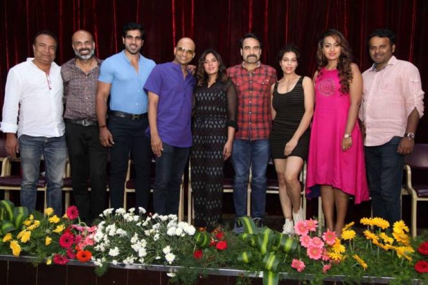 Shakeela Biopic Movie  Press Meet Photos