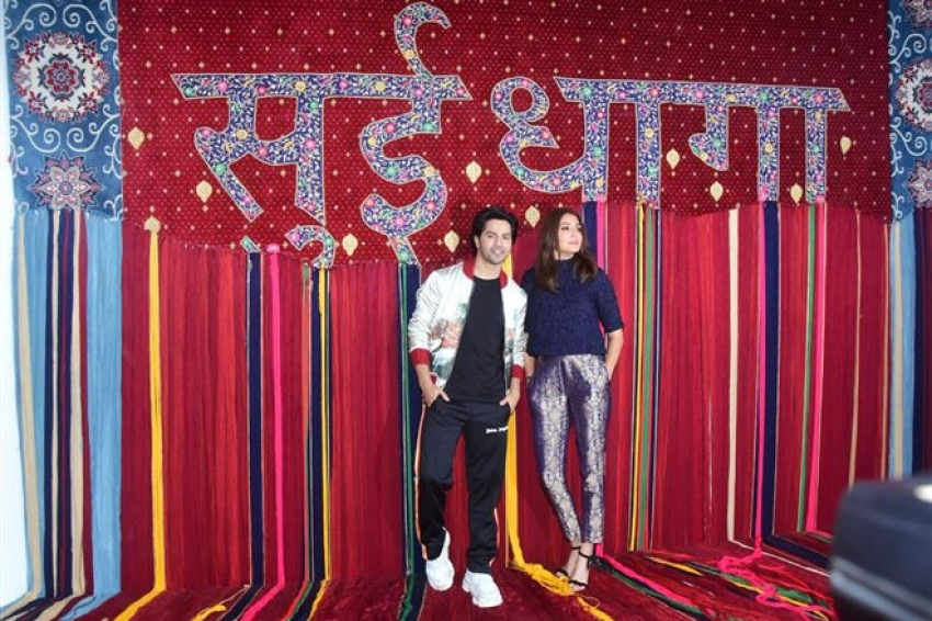 Sui Dhaaga Trialer Launch Photos