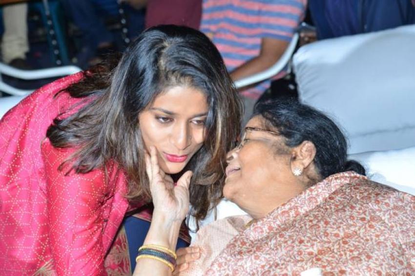 Sye Raa Narasimha Reddy Movie Teaser Launch Photos