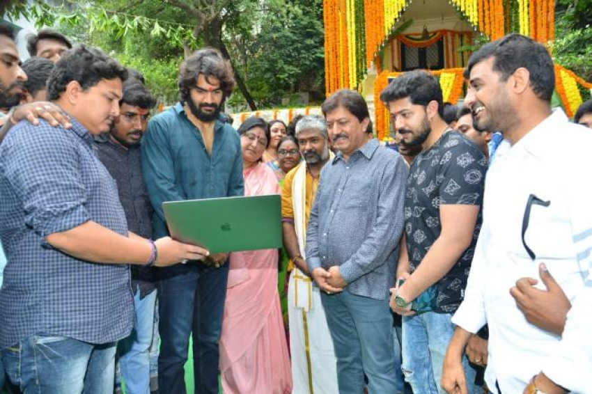 Vairam Movie Opening Photos