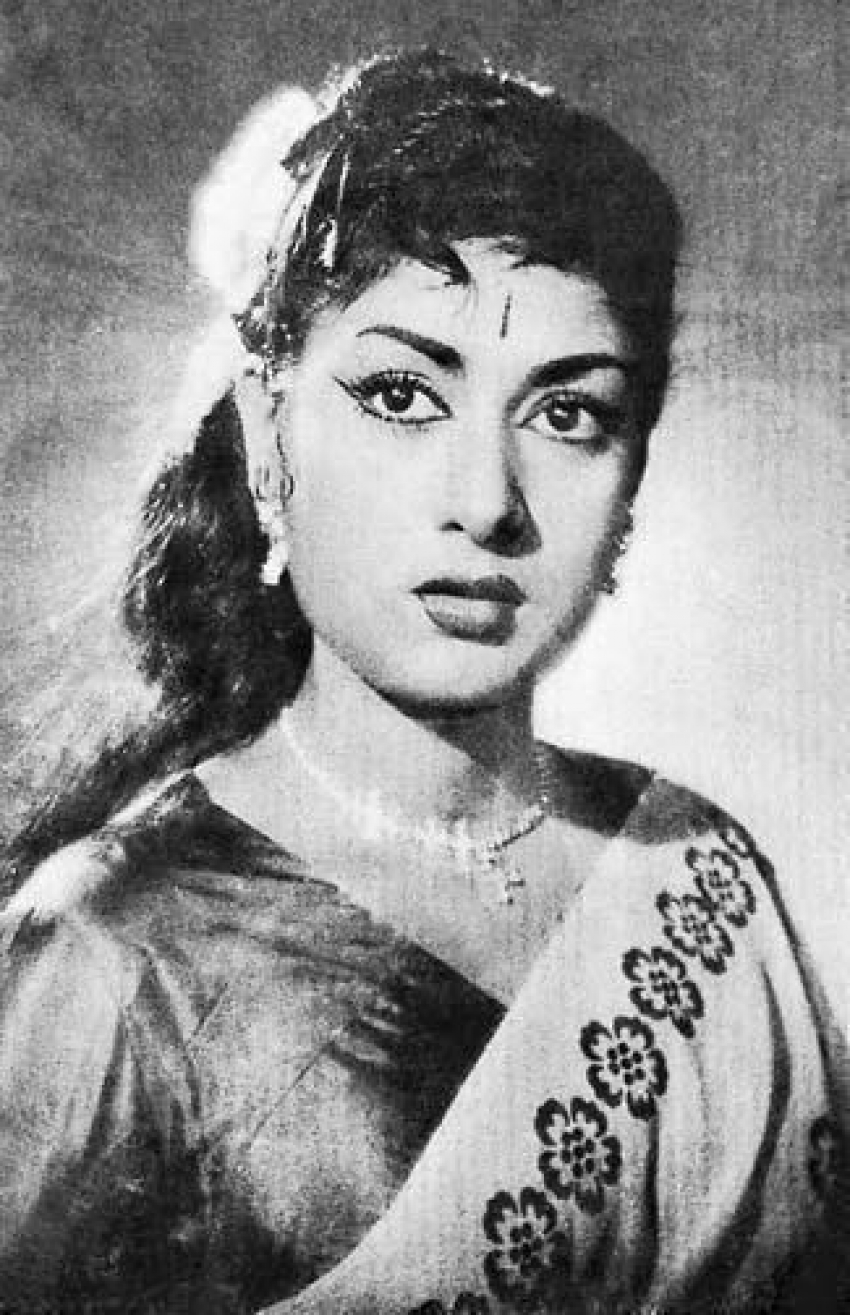 Veteran Actress Savithri Rare Photos