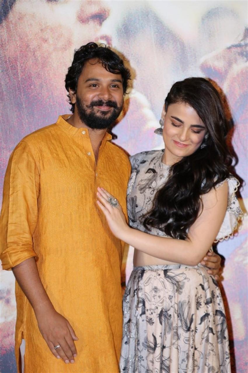 Vishal Bhardwaj Film Pataakha song balma launched Photos