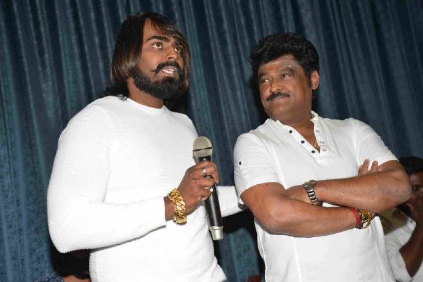 8mm Movie Press Meet Photos