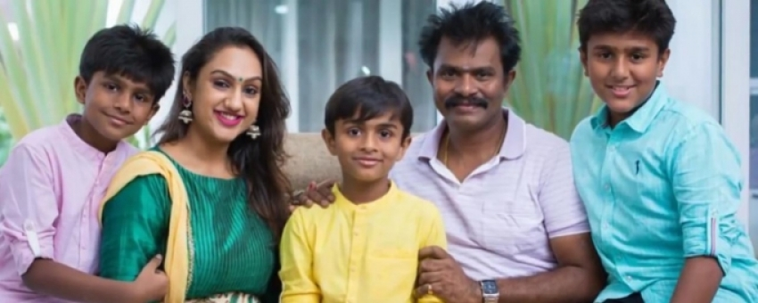 Actor Vijayakumar Family Photos