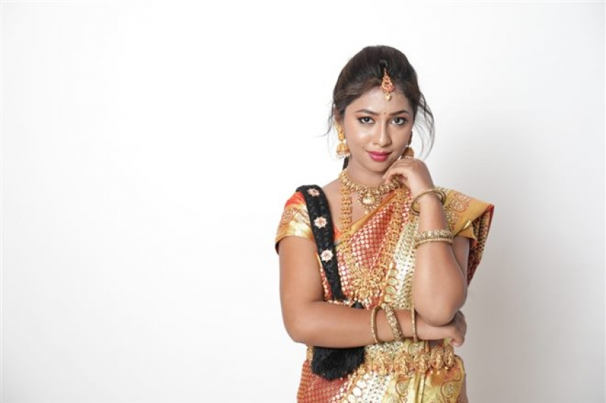 Actress Jayashree Aradya Latest Photoshoot Photos