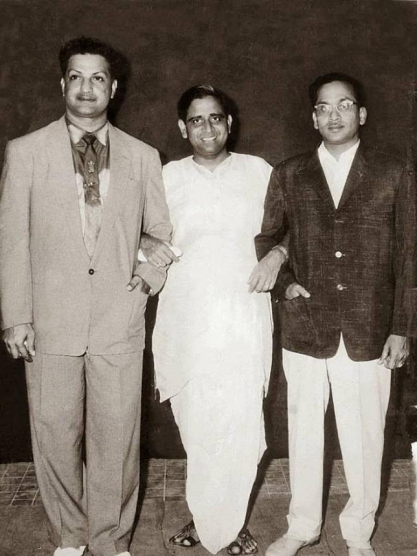 Akkineni Nageswara Rao Unseen Photos
