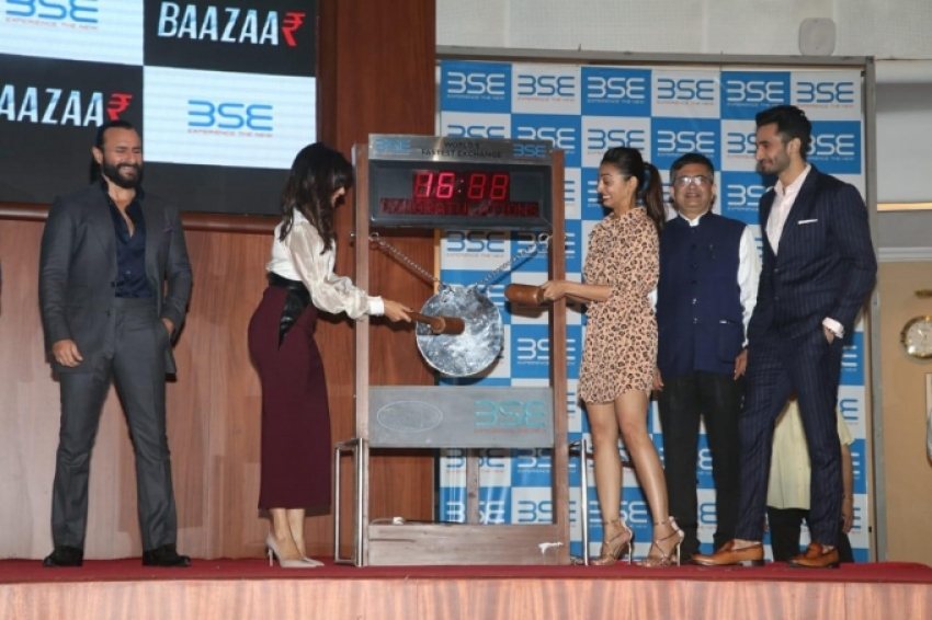 Bazzar Trailer Launch Photos