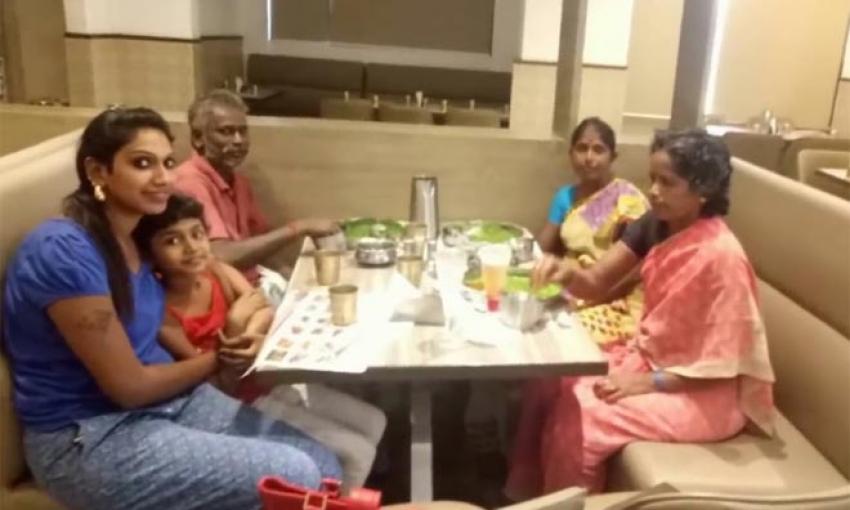 Bigg Boss 2 Nithya Unseen Family Photos