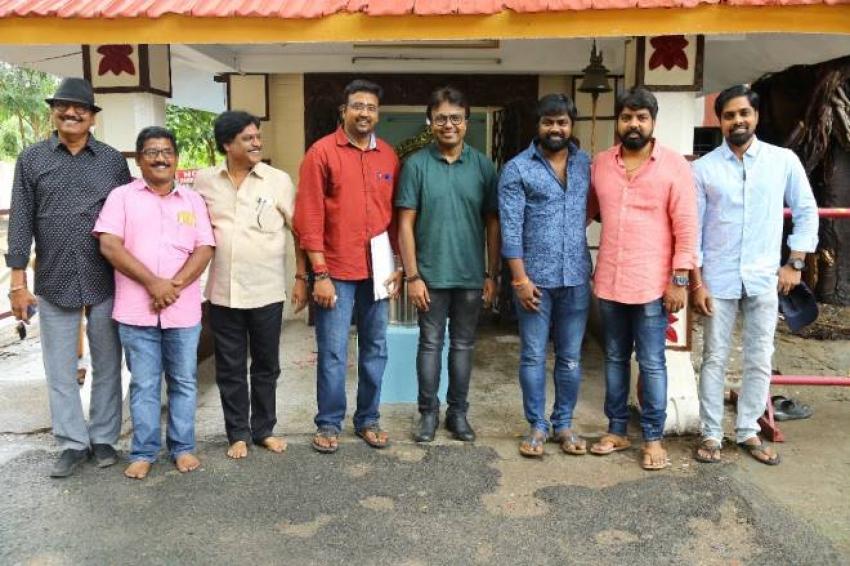 D.Imman As music composer For VijaySethupathi's Untitled Movie Photos