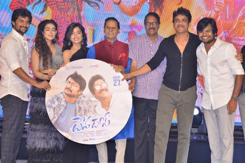 Devdas Audio Launch Photos