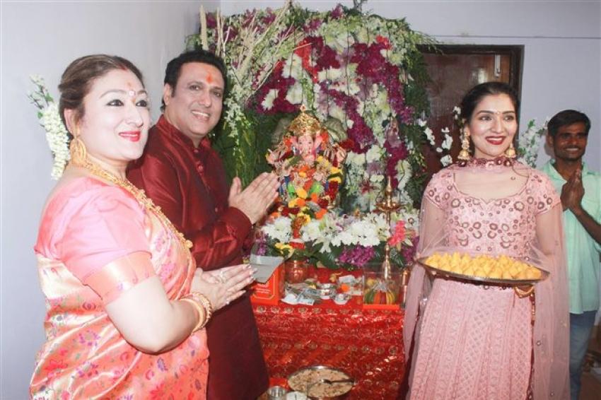 Govinda Ganesh Chaturthi Celebrations 2018 Photos