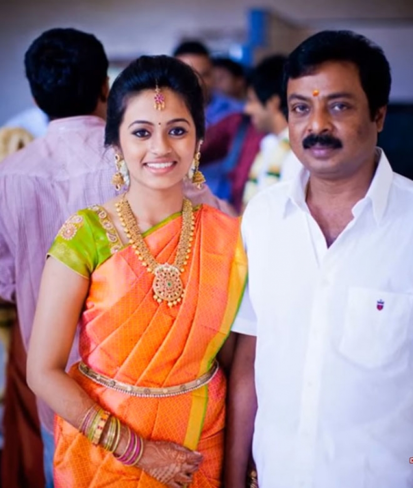 GV Bhavani Sister of GV Prakash Unseen Photos
