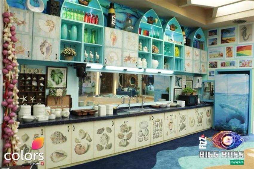 Inside Photos of Bigg Boss 12 Photos