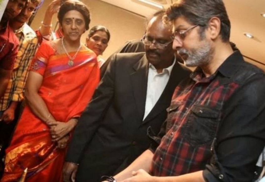 Jagapati Babu Family Unseen Photos