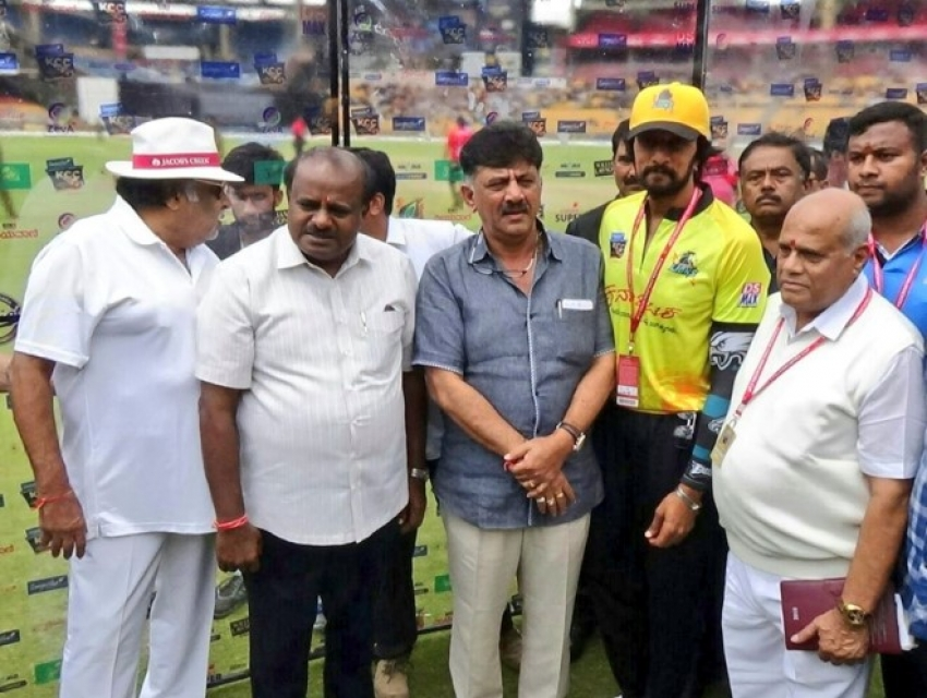 Kannada Chalanachitra Cup Season 2 Photos