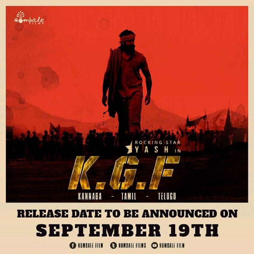 KGF Photos