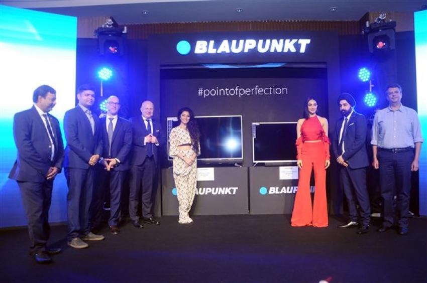 Kiara Advani At Launch Of A TV In New Delhi Photos