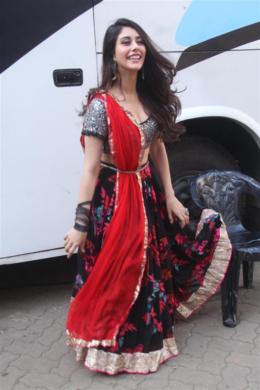 Loveyatri Movie Promotion Photos