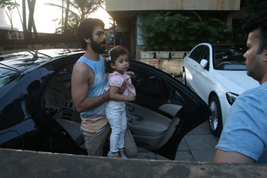 Meera Rajput Discharge From Hospital; Spotted With Shahid Kapoor and Baby Boy Photos