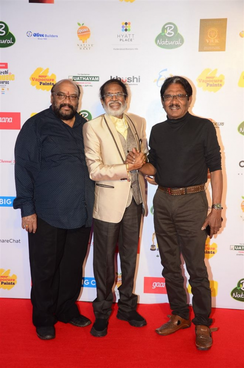 Mirchi Music Awards 2018 Photos