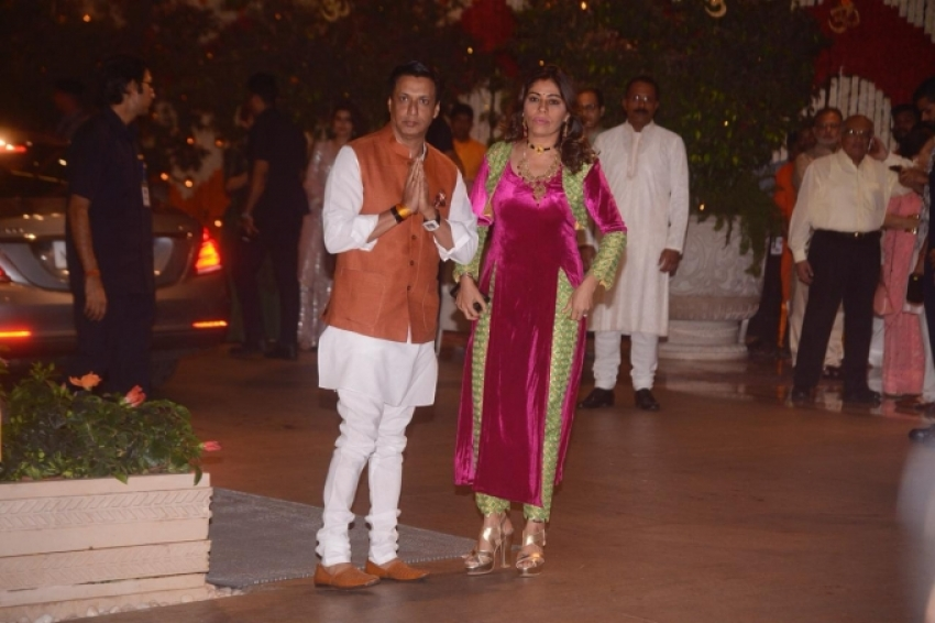Mukesh Ambani's Ganesh Chaturthi party 2018 Photos