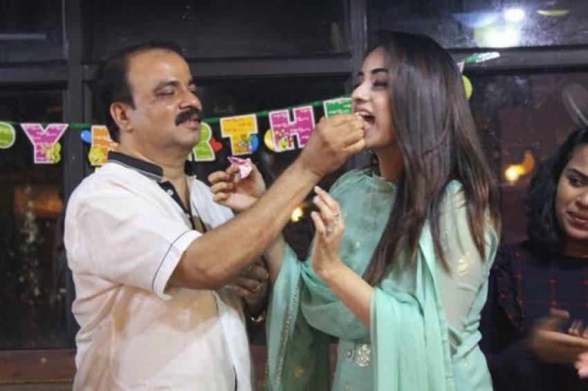 Namitha Pramod Birthday Celebration Photos