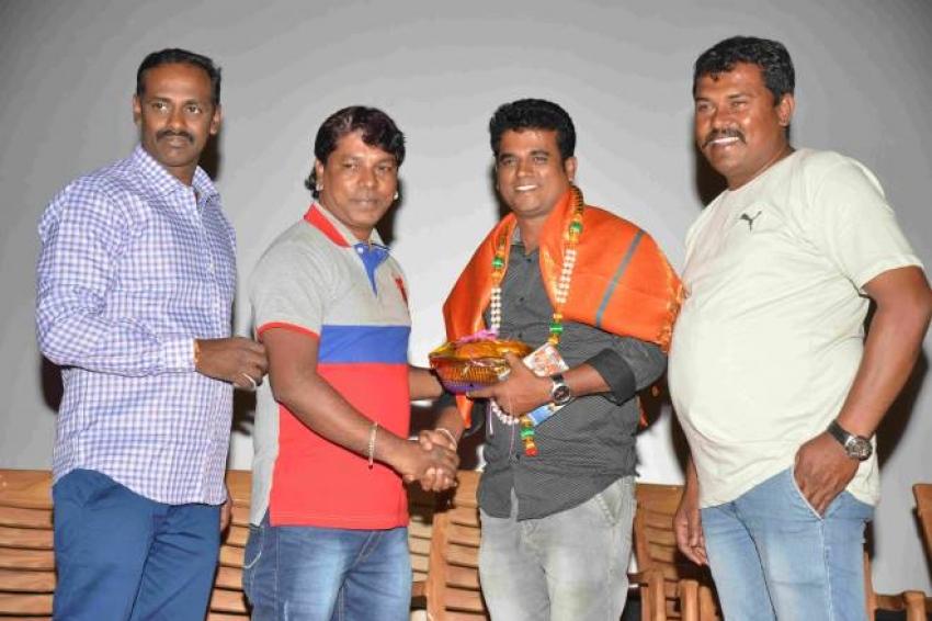 Nrutyam Kannada Movie Audio Release Photos