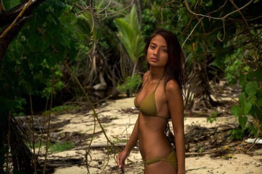 Paloma Monnappa Model From Karnataka Photo shoot Photos