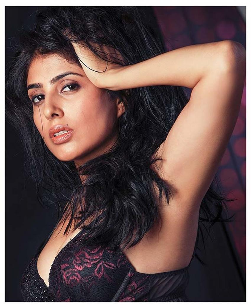 Ram Gopal Varma New Heroine Irra Mor Photos