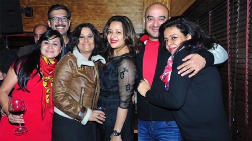 Reema Sen Family Photos