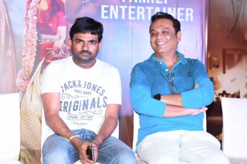 Sailaja Reddy Alludu Movie Success Press Meet Photos