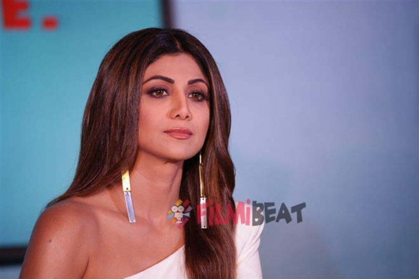 Shilpa Shetty at Launch of Amazon Prime Hear Me Love Me Show In New Delhi Photos