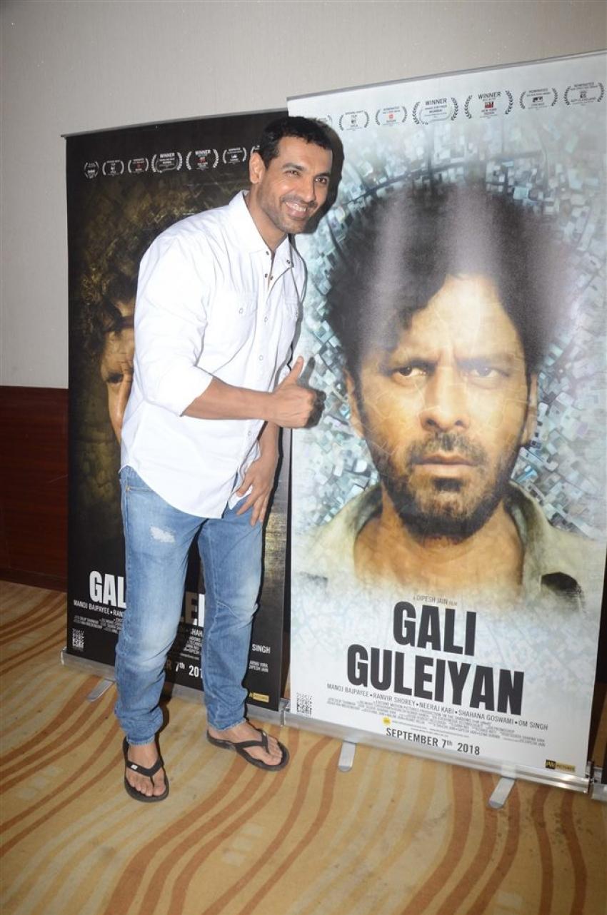 Special Screening Of Gali Guliyaan Photos