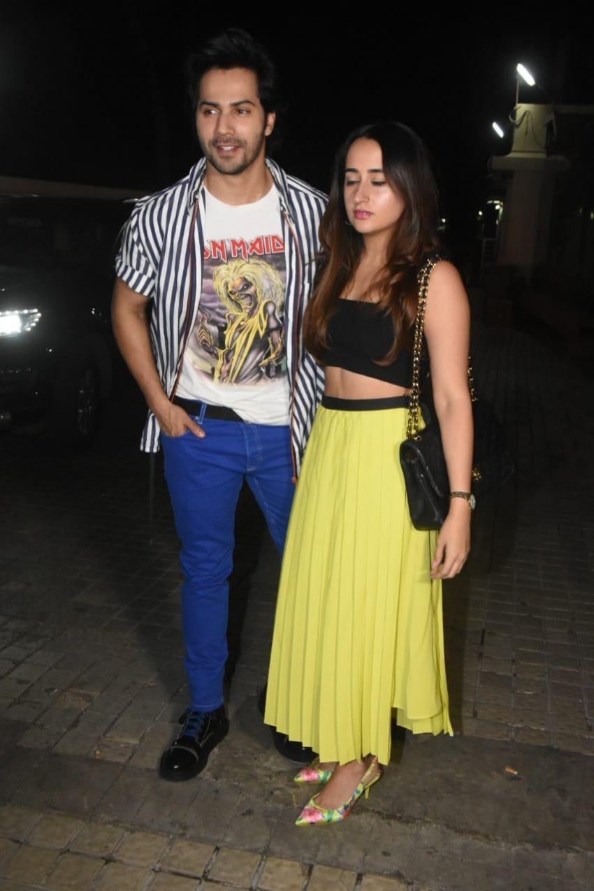 Sui Dhaga Made In India Movie Special Screening Photos