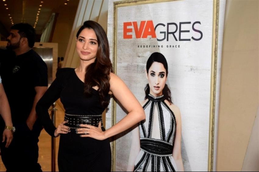 Tamannaah Bhatia Brand Ambassador For EVA GRES Photos
