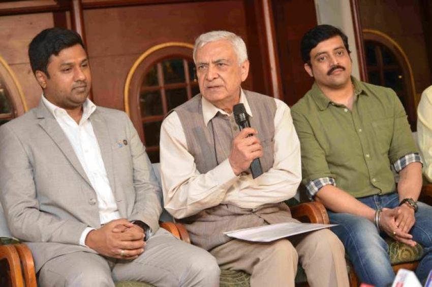 Vishuvardhan 68th Birthday Press Meet Photos