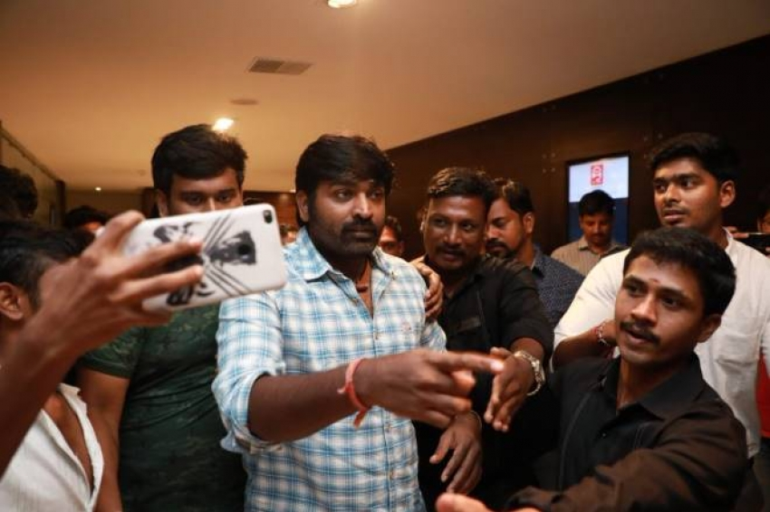 96 Movie Premiere Show Photos