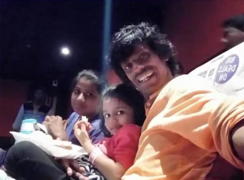 Actor Kottachi Family Photos