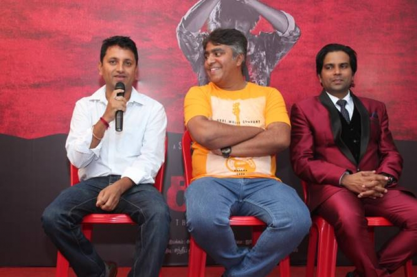 C++ Movie Press Meet Photos