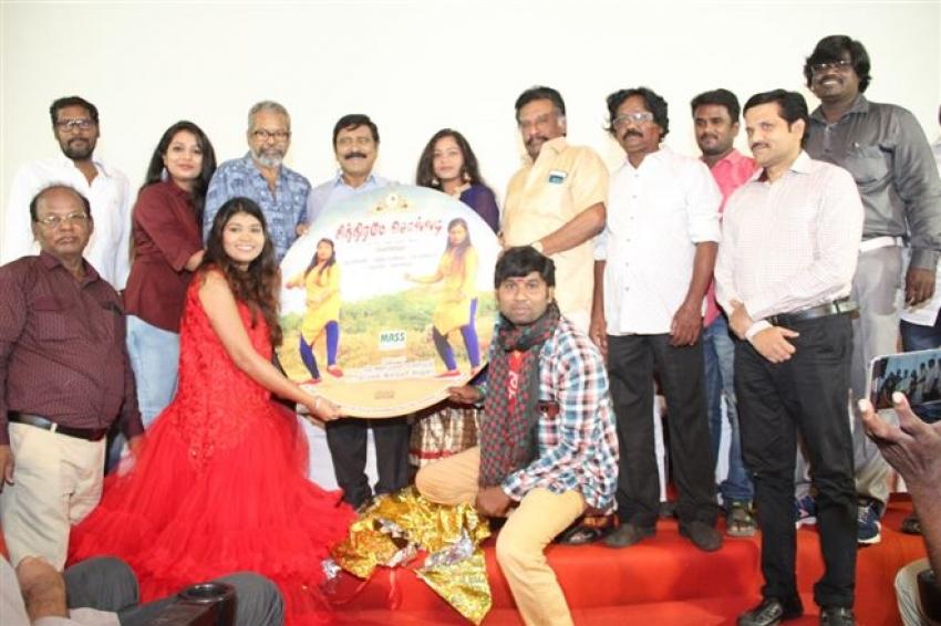 Chithirame Solladi Audio Launch Photos