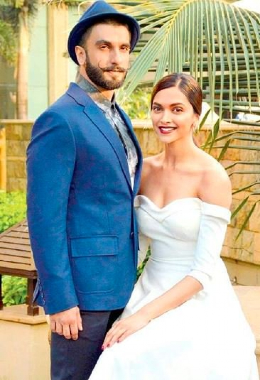 Deepika Padukone & Ranveer Singh Marriage Date Confirmed Photos