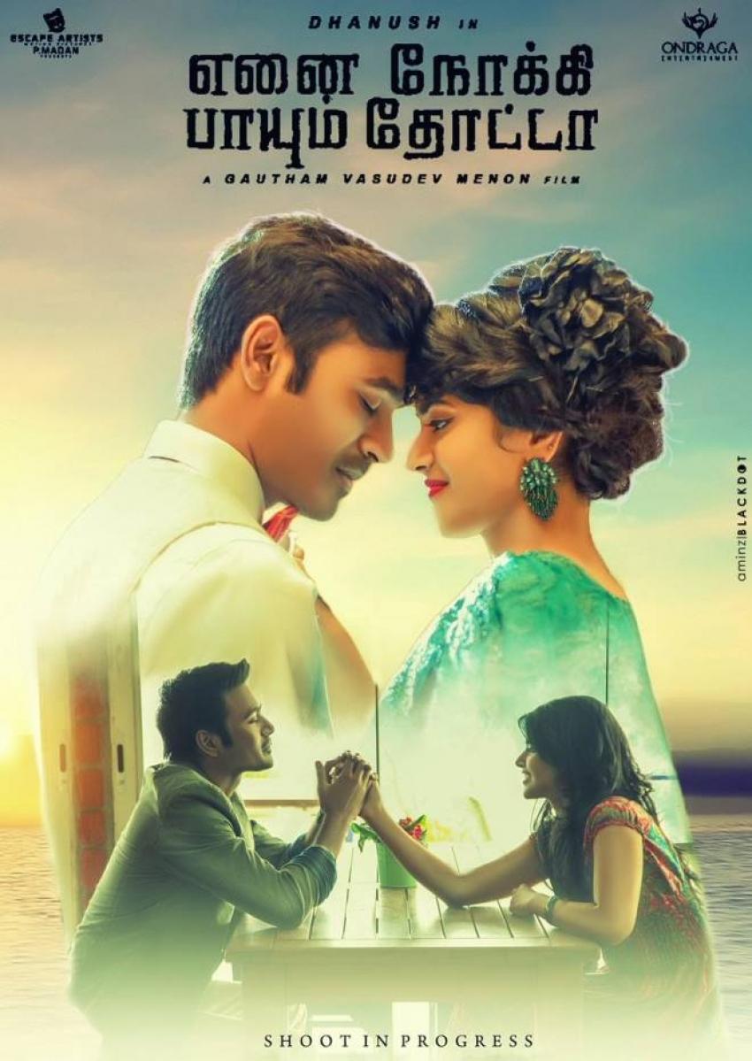 Image result for enai noki paayum thota poster
