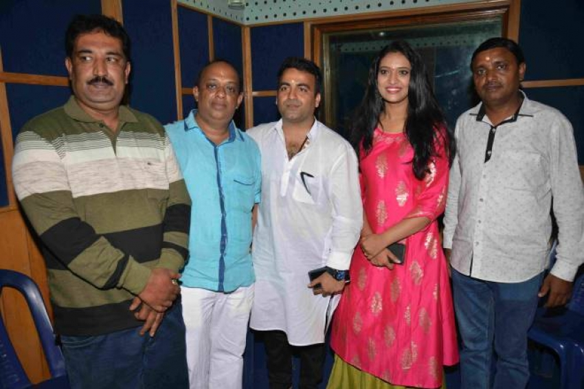 Hagalu Kanasu Movie Pooja And Press Meet Photos